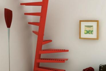 Wine Cellar spiral stair case
