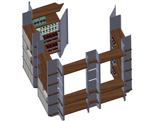 Wine-Cellar---3D-Model-Shelves