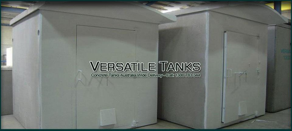 Dangerous Goods Storage Tanks Amp Concrete Tanks Versatile