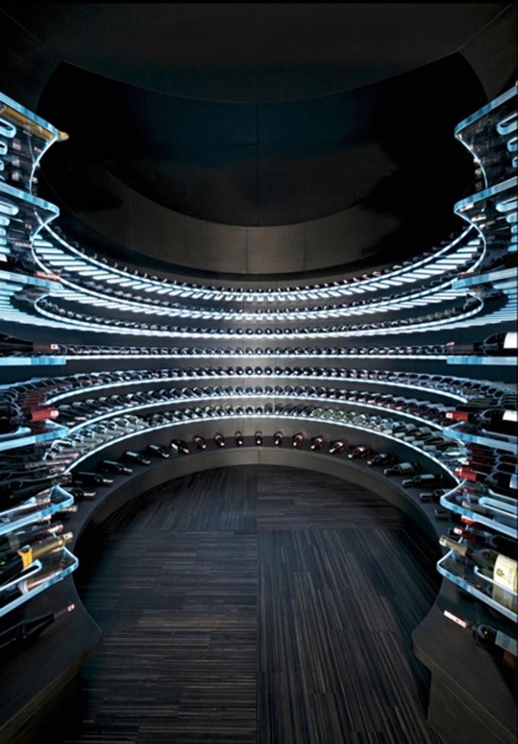 The world 39 s best wine cellars versatile tanks australia - Moderne wijnkelder ...