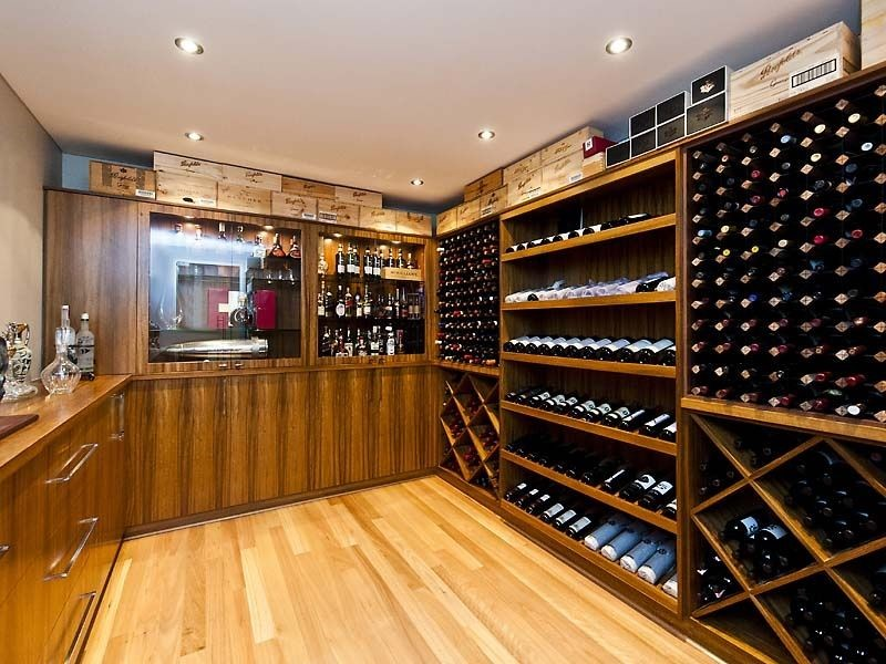 Wine cellar in the West Coast of Australia