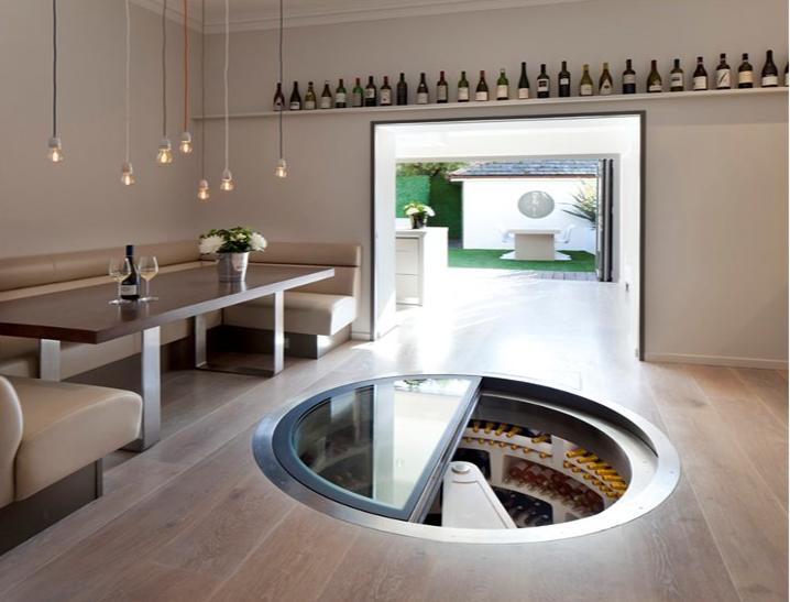 Underground wine cellar & The Worldu0027s Best Wine Cellars | Versatile Tanks Australia