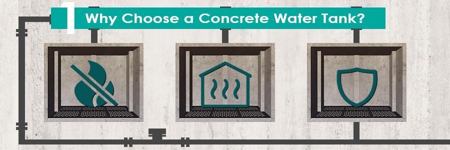 Concrete Water Tanks
